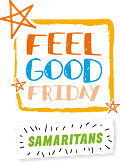 Welcome. Feel Good Friday Logo - WebHealer